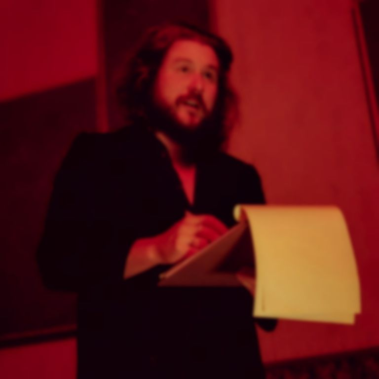 My Morning Jacket's Jim James announces new solo record Uniform Distortion