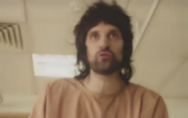 It looks like Sergio Pizzorno of Kasabian is getting ready to release new music