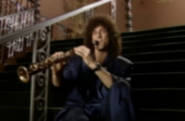 Kenny G reveals he's been working with Kanye West