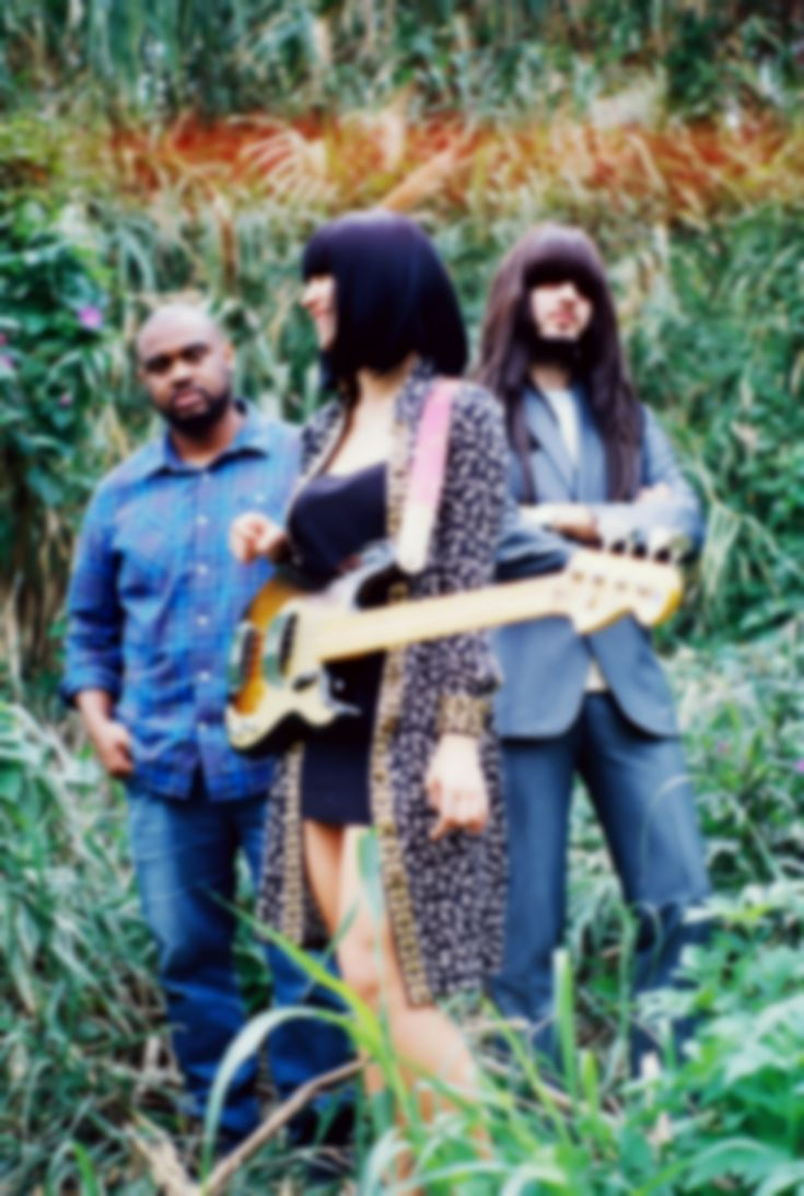 """Texan thai-funk"" trio Khruangbin build an empire of swirling psych on ""Balls And Pins"" [Premiere]"