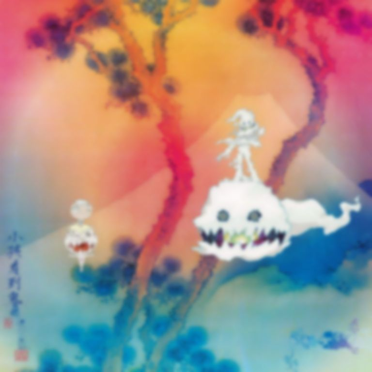 <em>Kids See Ghosts</em> by Kanye West and Kid Cudi