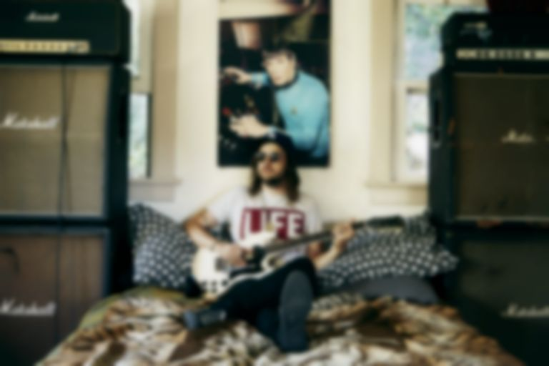 "King Tuff shares video for ""Black Moon Spell"""