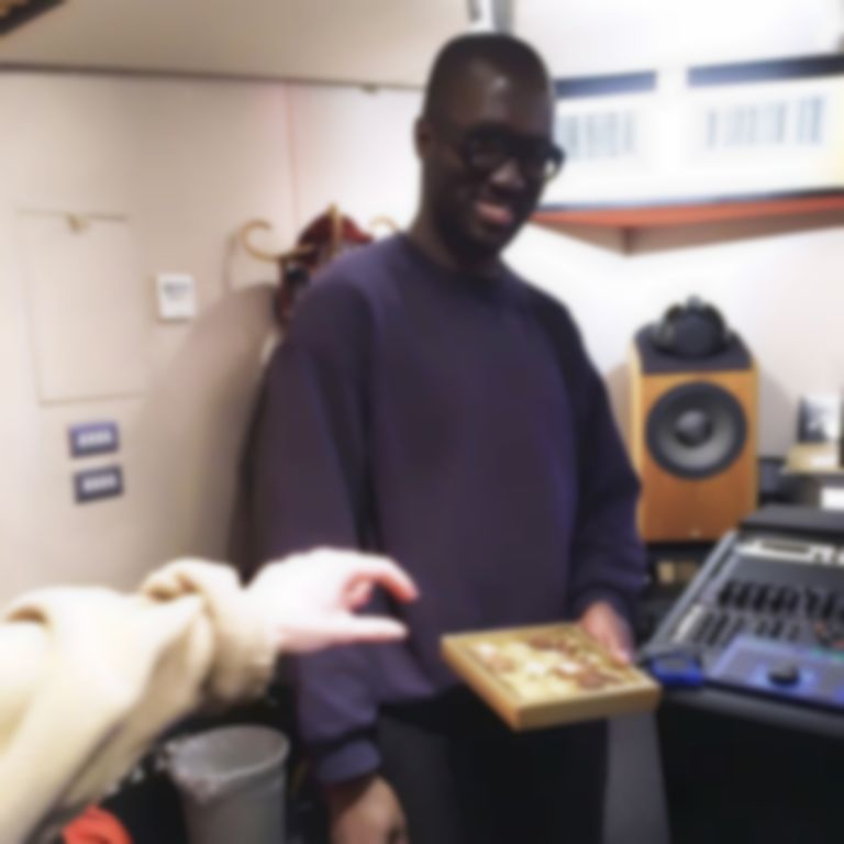 Kwes has announced a new EP inspired by his two-year-old niece