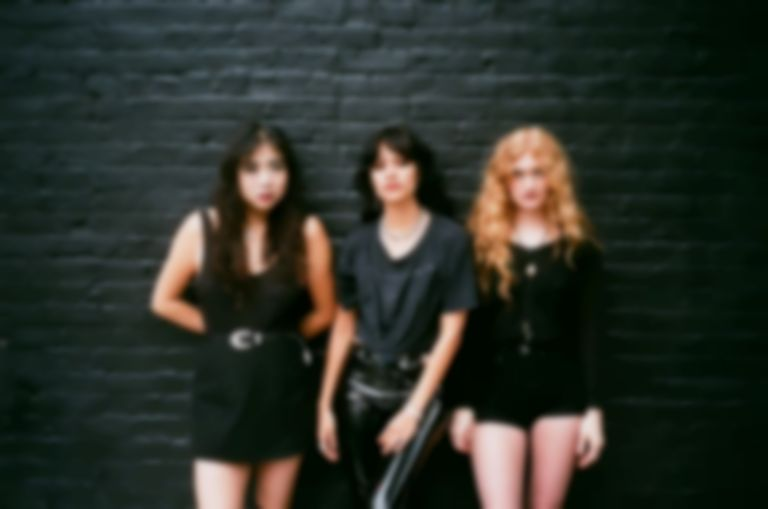 "L.A. Witch announce debut album and share blistering new single ""Untitled"""