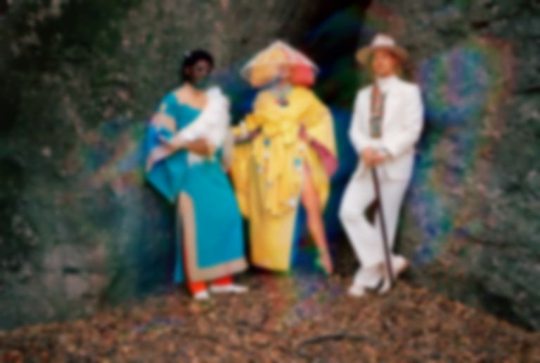 "Labrinth, Sia, and Diplo team up as LSD for massive new track ""Genius"""