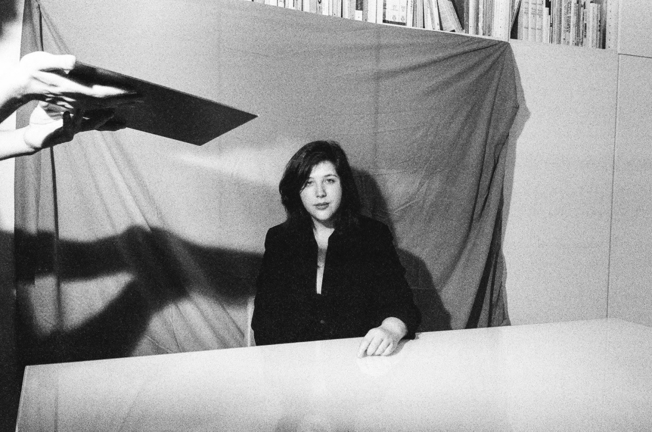 lucy dacus directs stunning clip for her new single addictions. Black Bedroom Furniture Sets. Home Design Ideas