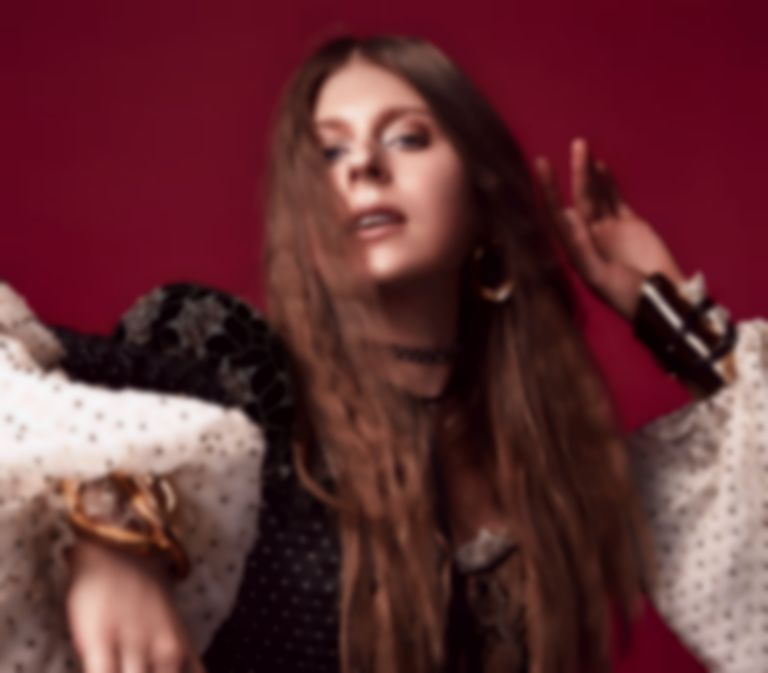 "Lydia Ainsworth announces second LP Darling Of The Afterglow, airs glittering new single ""The Road"""