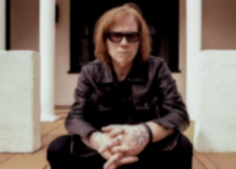 "Mark Lanegan Band announce new album with lead single ""Stitch It Up"""