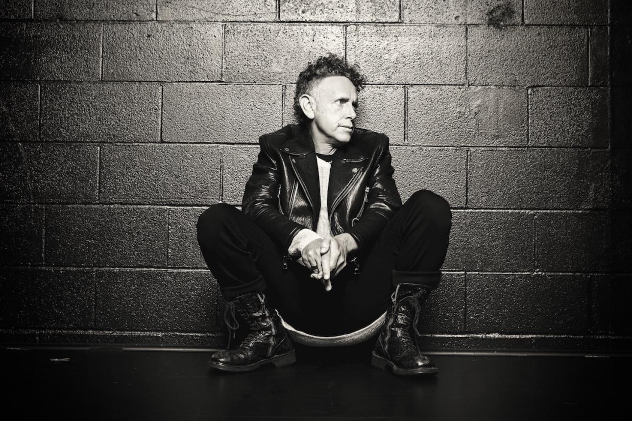 Мартин Гор из Depeche Mode поделился треком «Howler» с грядущего инструментального EP