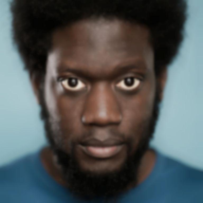 Michael Kiwanuka Shares Striking Greyscale Visuals For