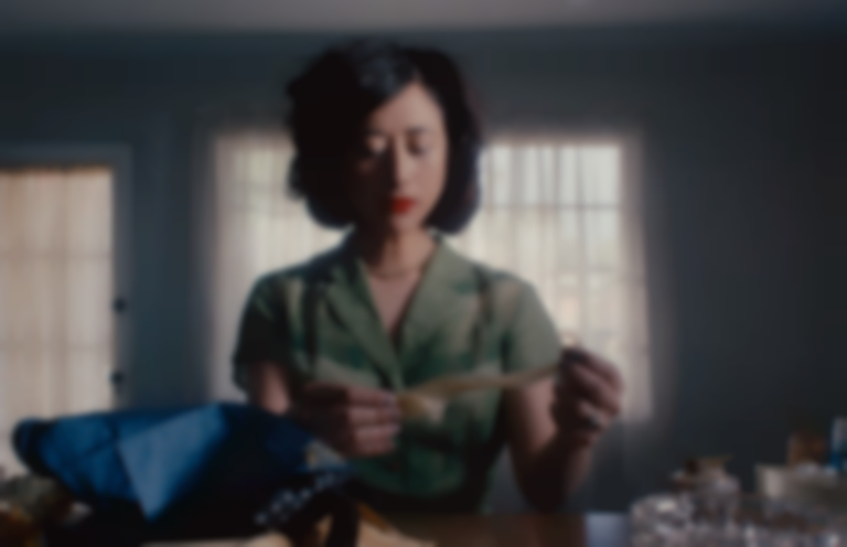 "Mitski uncovers a nasty secret in her ""Happy"" video"