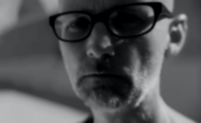 Moby unveils another subtle tattoo