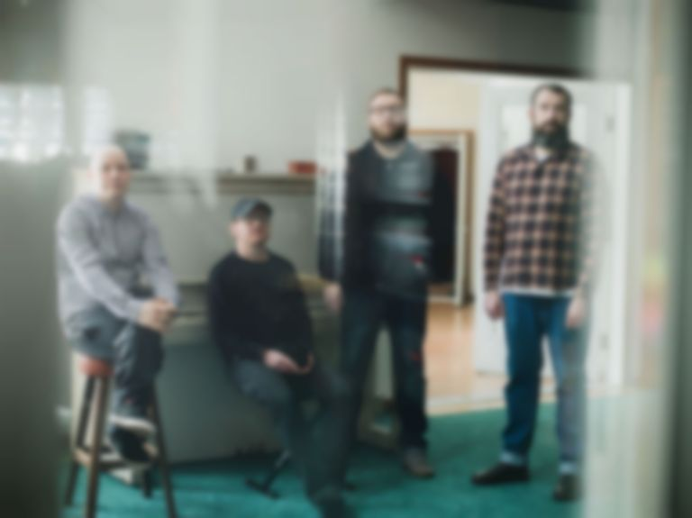 "Mogwai reveal ""We're Not Done (End Title)"", the second release from upcoming Kin soundtrack"