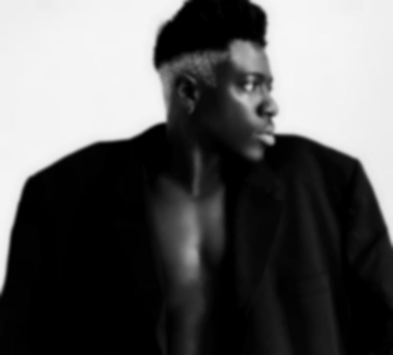 "Moses Sumney announces new double album with dramatic lead single ""Virile"""