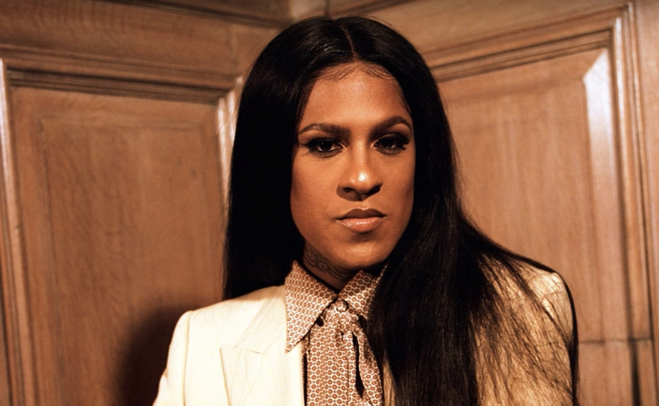 """Mykki Blanco drops new track """"PATRIARCHY AINT THE END OF ME"""""""