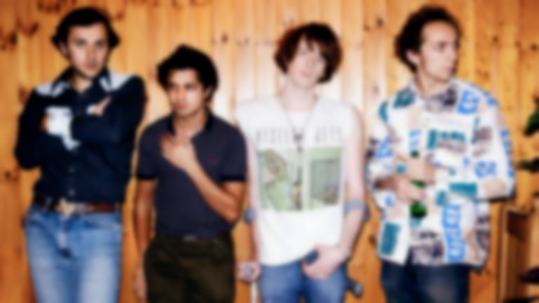 Mystery Jets Interviewed: You Had Me At Hello