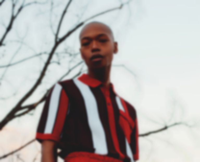 "Nakhane's new number began life as an homage to ""Pornography-era The Cure"""