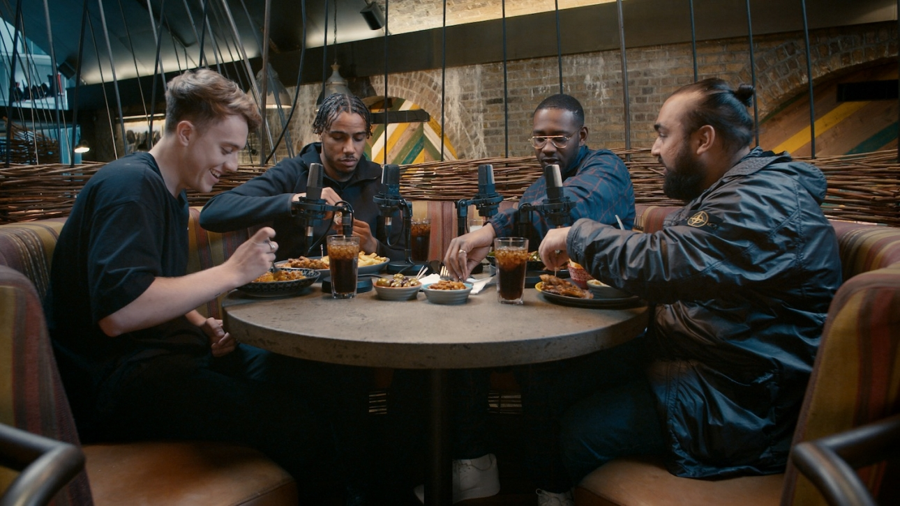 AJ Tracey, Asim Chaudhry, and more discuss mental health in first episode of Nando's Booth Truths