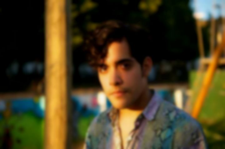 "Neon Indian's Alan Palomo  explores ""the myth of the auteur"" in TEDx Talk"