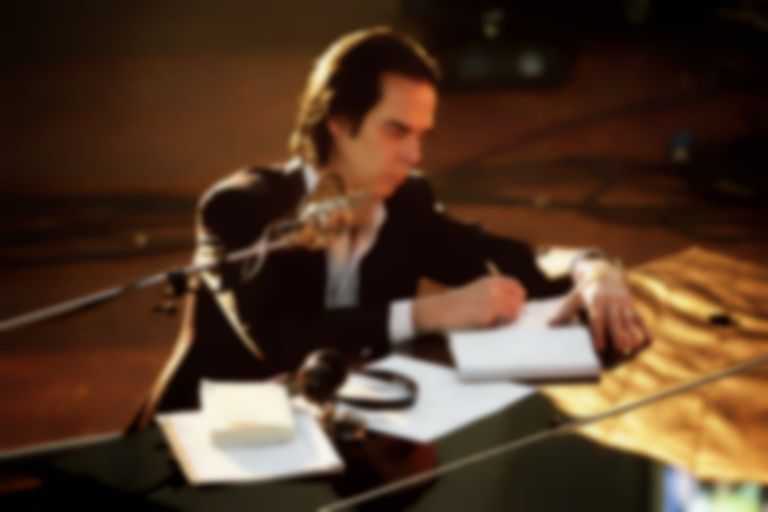 "Nick Cave and The Bad Seeds have a haunting new song called ""Jesus Alone"""