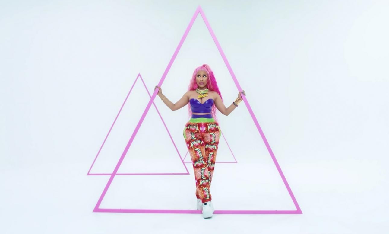 """Nicki Minaj teases new single """"Megatron"""""""