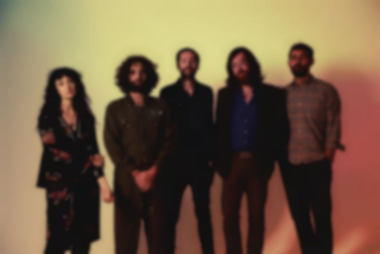 "Okkervil River reveal two new singles ""New Blood"" and ""Skiptracer"""