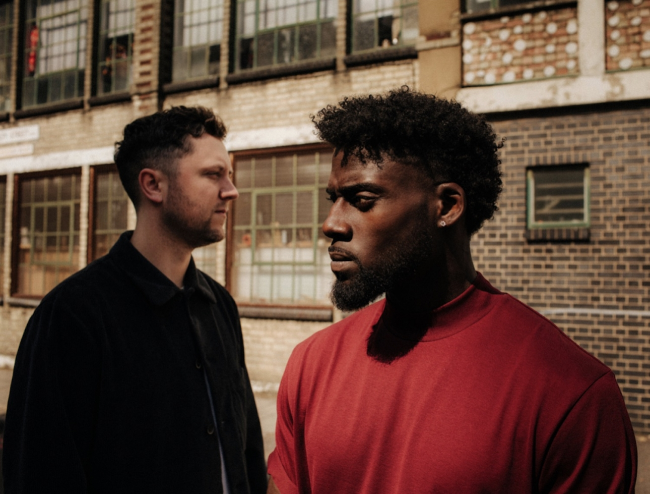 """George FitzGerald and Lil Silva announce debut project as OTHERLiiNE with new single """"Hates Me"""""""