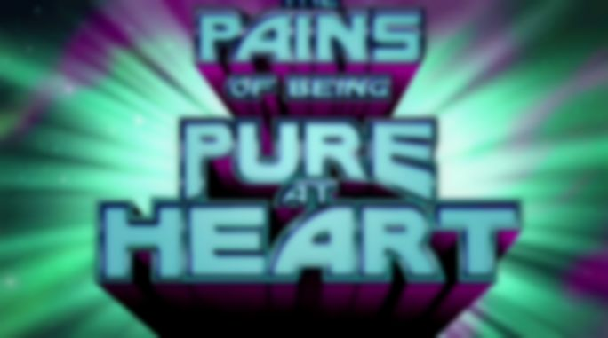 "The Pains Of Being Pure At Heart share cartoon video for ""Until the Sun Explodes"""