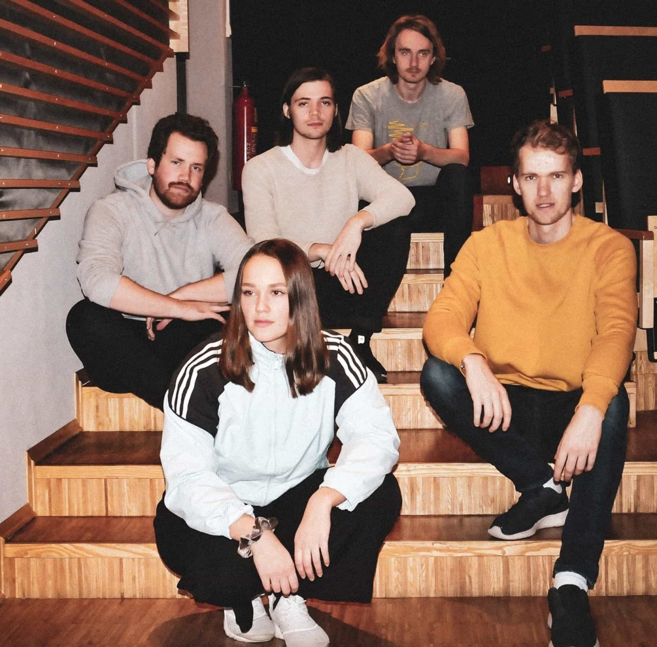 "Norwegian collective Paper Dog long for love on their debut release ""Searching"""