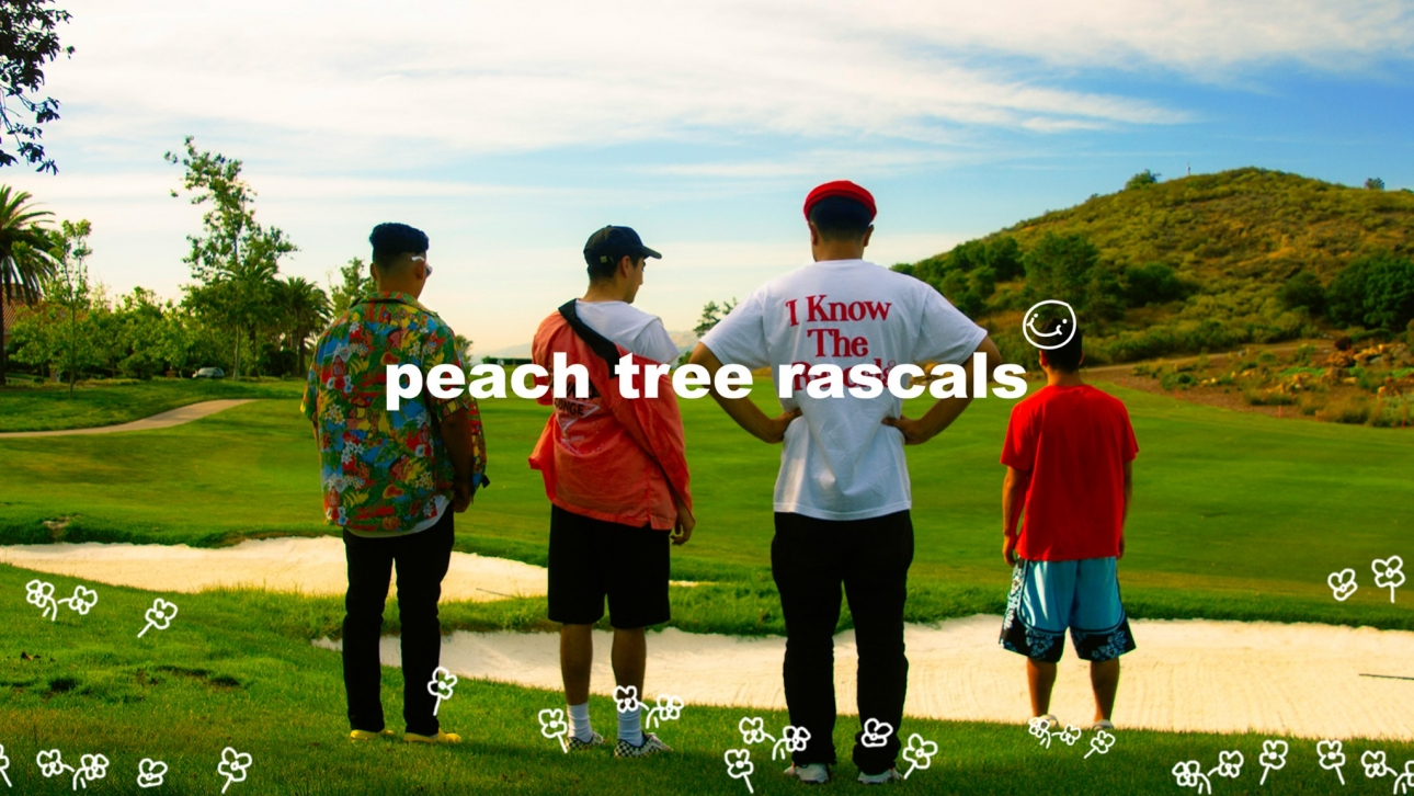 "Peach Tree Rascals release sun-dappled slice of laidback hip-hop ""Summa"""