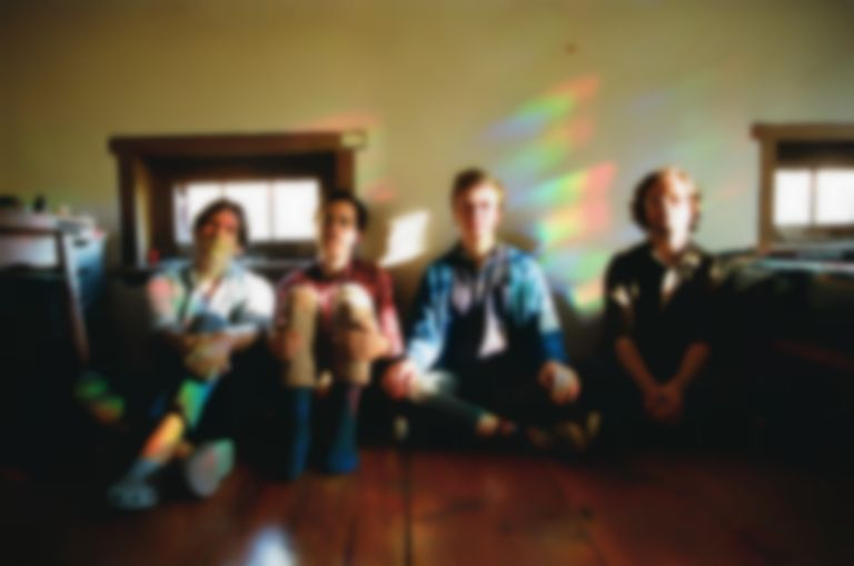 "Pinegrove announce new album with lead single ""Phase"""