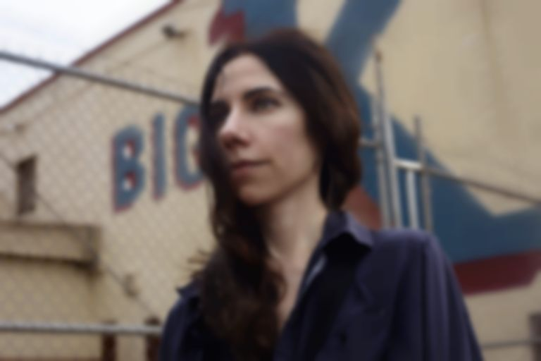 "PJ Harvey releases new single ""The Camp"" with Egyptian artist Ramy Essam"