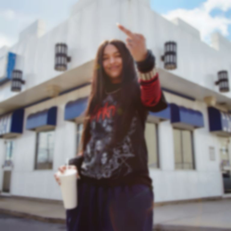 Princess Nokia's new emo-inspired mixtape A Girl Cried Red is out very soon