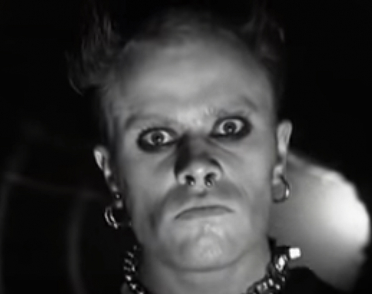 There's a petition to build a Keith Flint statue in his hometown
