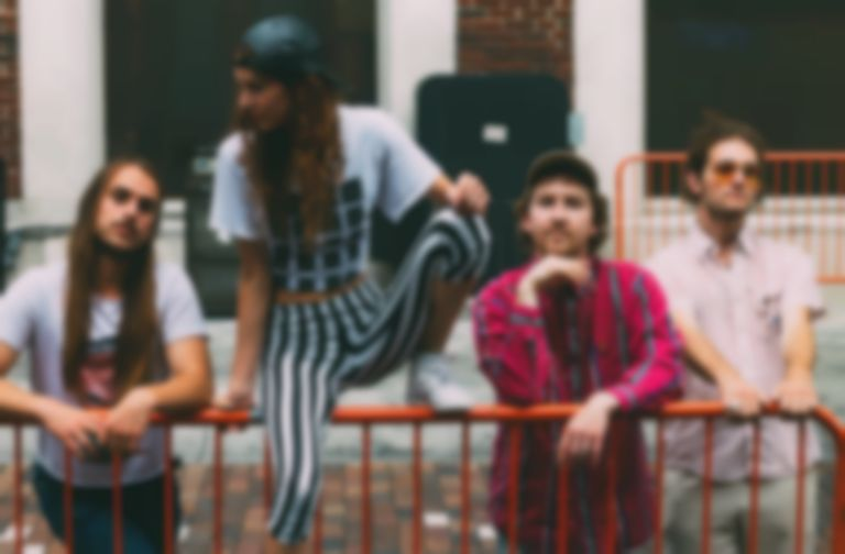 "Reptaliens detail debut record FM-2030 and share lead track ""If You Want"""