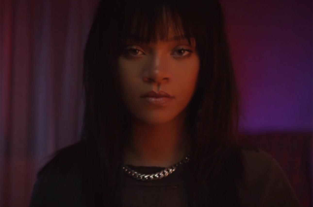 Rihanna reveals a couple of details about her next album