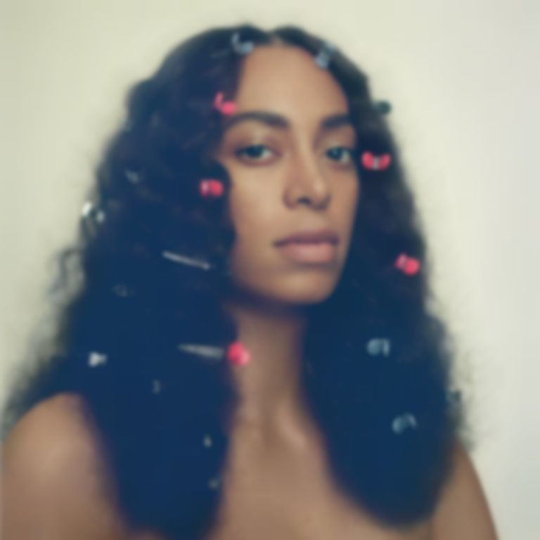 Solange's massive 21-track record A Seat At The Table is streaming now