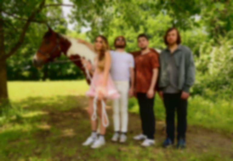 "Speedy Ortiz announce new record Twerp Verse and reveal lead track ""Lucky 88"""