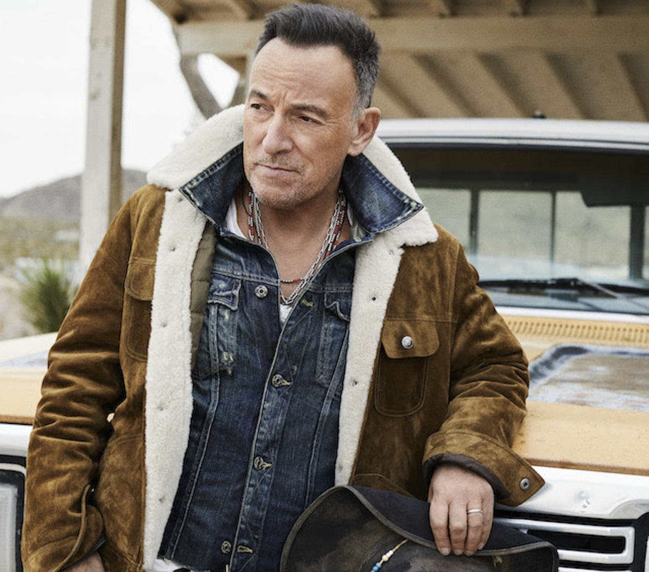 """Bruce Springsteen unveils new offering """"There Goes My Miracle"""""""