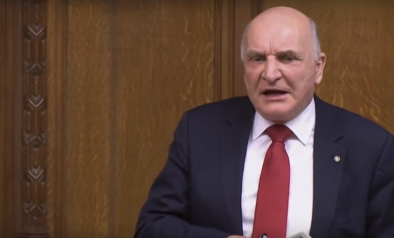 Stephen Pound MP is giving away his CD collection inside Parliament