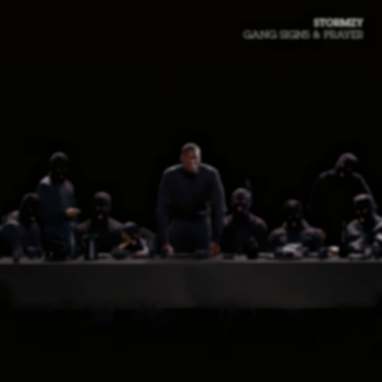 <em>Gang Signs & Prayer</em> by Stormzy