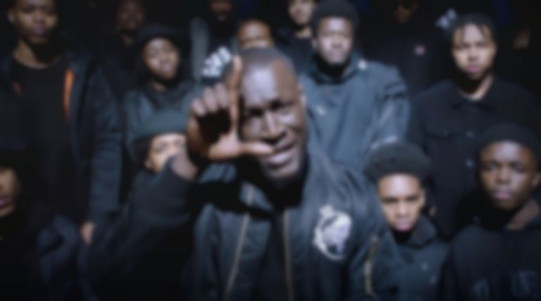 "Stormzy makes his comeback with cold new cut ""Vossi Bop"""