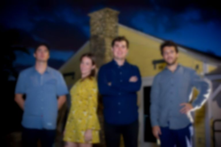 "Surfer Blood announce new album with lead single ""Parkland (Into the Silence)"""