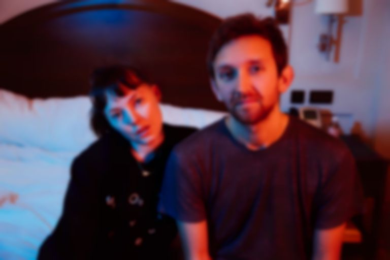 """We're a goddamn electronic band!"": Sylvan Esso on new album What Now"