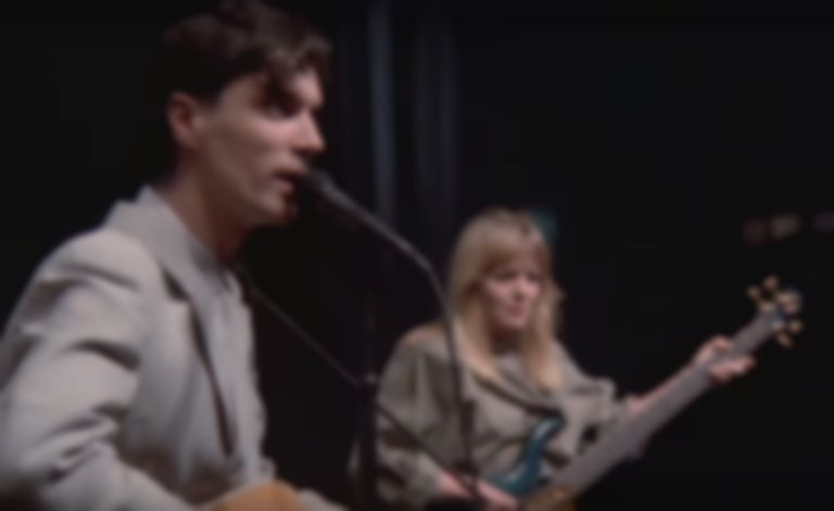 Talking Heads have launched an official Instagram account