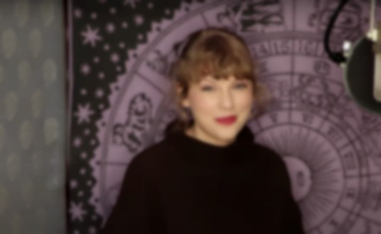 "Taylor Swift shares snippet of re-recorded version of ""Love Story"""