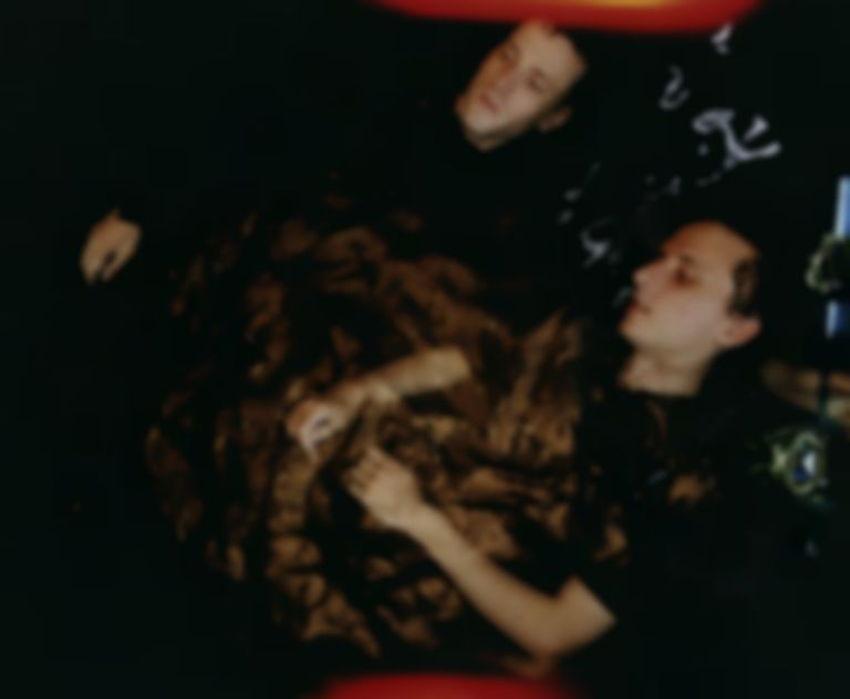 "These New Puritans reveal first new track in five years ""Into The Fire"""