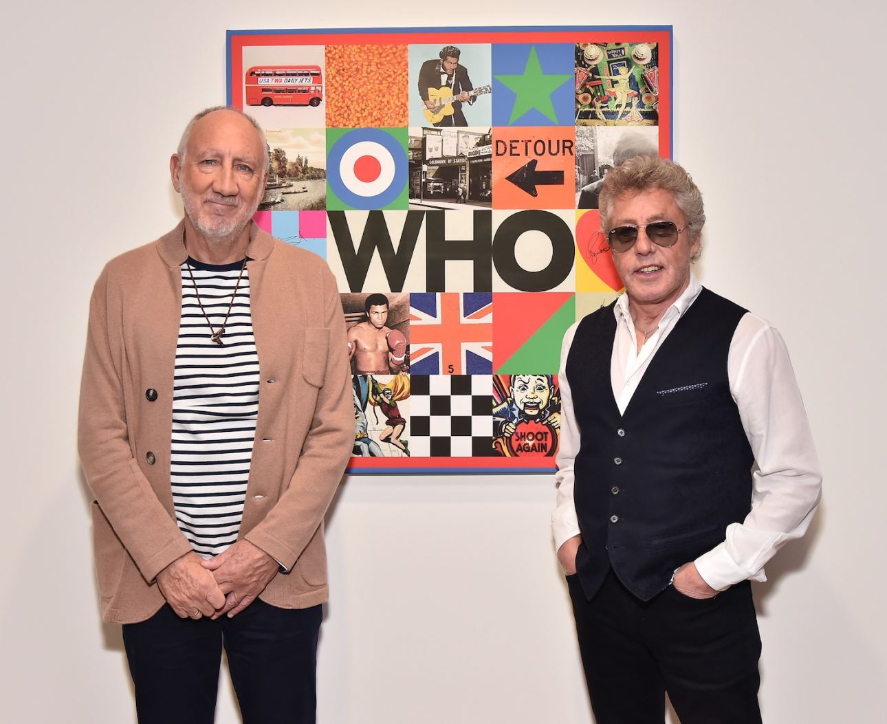 "The Who announce first album in 13 years with lead single ""Ball and Chain"""