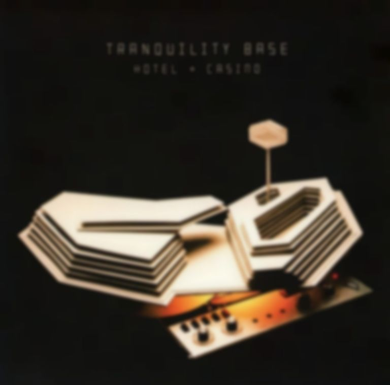 <em>Tranquility Base Hotel & Casino</em> by Arctic Monkeys