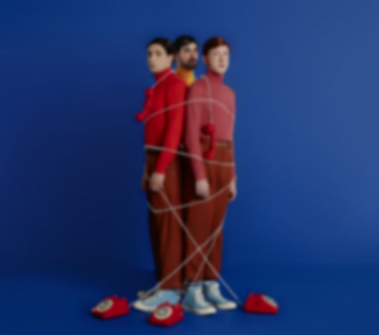 "Two Door Cinema Club launch fourth album into space with new single ""Satellite"""